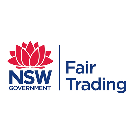 Registered with the Department Of Fair Trading