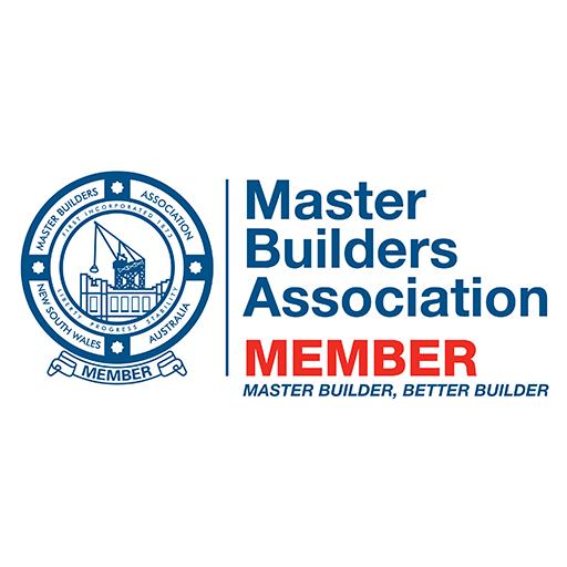 Member of Master Builders Association NSW